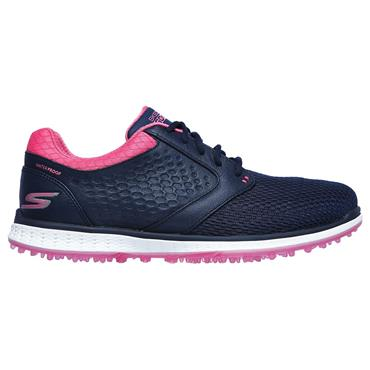 Skechers Ladies Go Golf Elite 3 Grand Shoes Navy - Pink
