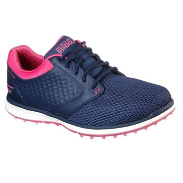 Skechers Ladies Go Golf Elite 3 Grand Shoes Navy - Pink