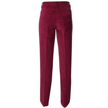 Swing Out Sister Ladies Megan Moleskin Trousers Ribena