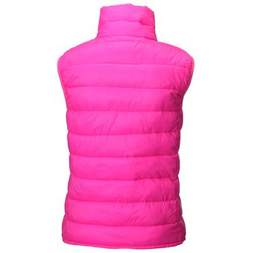 Swing Out Sister Ladies Ulrika Water Repellent Gilet Bubblegum Pink