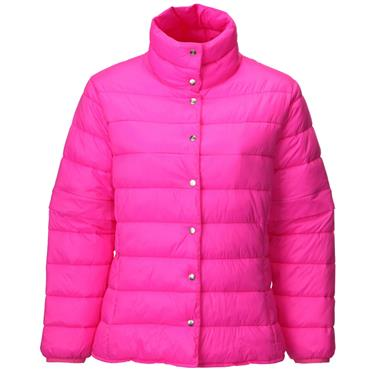 Swing Out Sister Ladies Carol Water Reppellent Jacket Bubblegum Pink