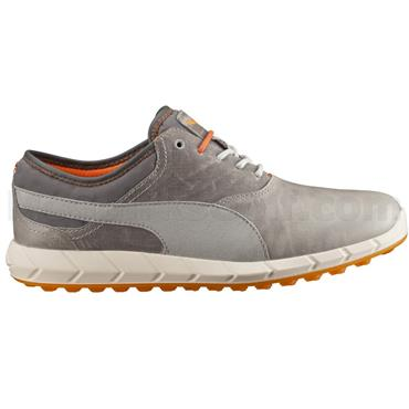 Puma Gents Ignite Spikeless Golf Shoes Drizzle - Vibrant Orange