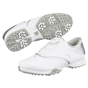 Puma Ladies Blaze Shoes White - Silver