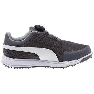 Puma Junior Grip Sport Disc Golf Shoes Quiet Shade