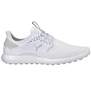 Puma Gents Ignite PWRSport Golf Shoes White