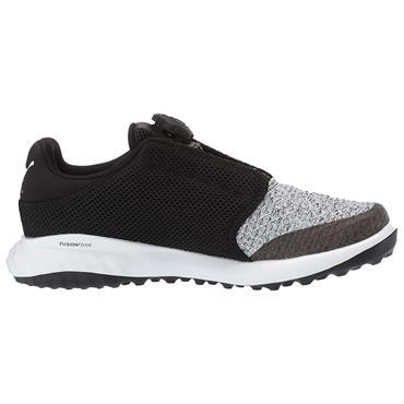 Puma Junior Grip Fusion Shoes Black - Quarry