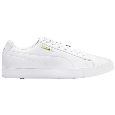 Puma Gents Original G Golf Shoes White