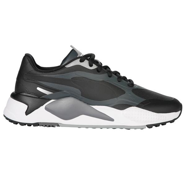 Puma Gents RS-G Shoes Black   Golf Store