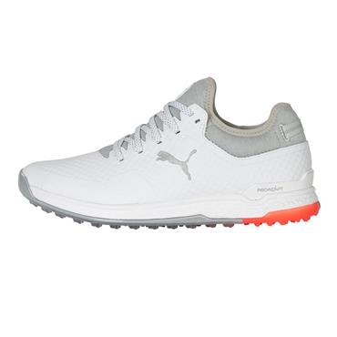 Puma Gents Proadapt Alphacat Shoes White - Highrise
