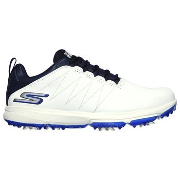 Skechers Gents Go Golf Pro 4 Legacy White - Navy