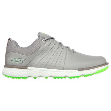 Skechers Gents GoGolf Elite Tour Spikeless Grey - Lime