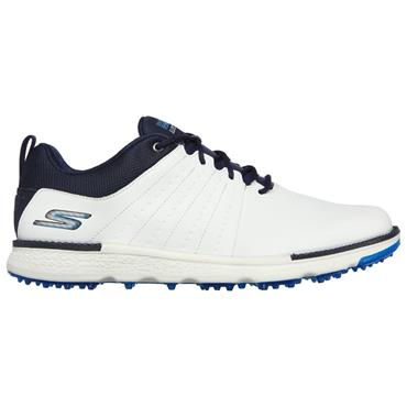 Skechers Gents GoGolf Elite Tour Spikeless White - Navy