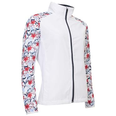Abacus Ladies Formby Stretch Wind Jacket Summer