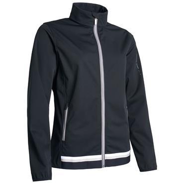 Abacus Ladies Navan Softshell Jacket Black