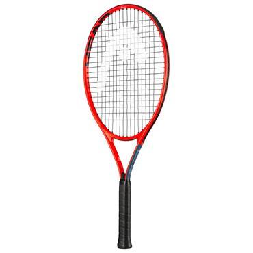 "Head Radical Junior 25"" Tennis Racket Red"