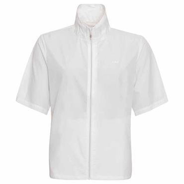 Rohnisch Pocket Short Sleeve Wind Top White