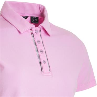 Abacus Ladies Melody Polo Peony