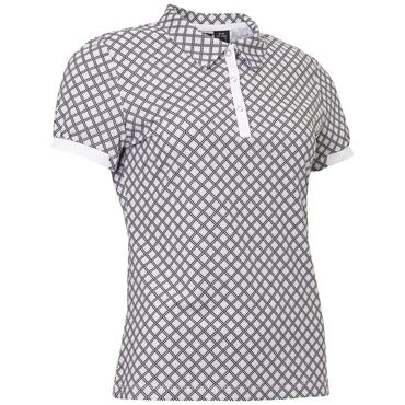 Abacus Ladies Cherry Polo Shirt Diamond