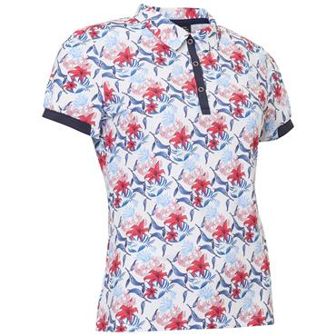 Abacus Ladies Cherry Polo Shirt Summer