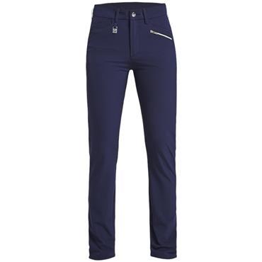 Rohnisch Ladies Comfort Stretch Pants Indigo Night