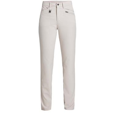 Rohnisch Ladies Comfort Straight Trousers Sand