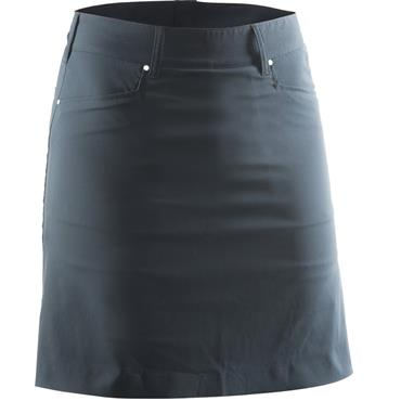 Abacus Ladies Cleek Skort 50cm Navy