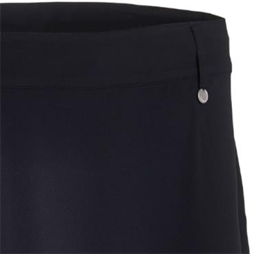 Abacus Ladies Talma Skort 50cm Black Star
