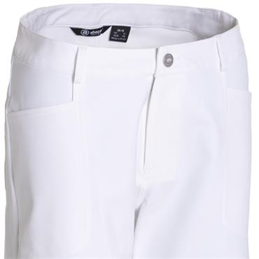 Abacus Ladies Grace Cityshorts 50cm White