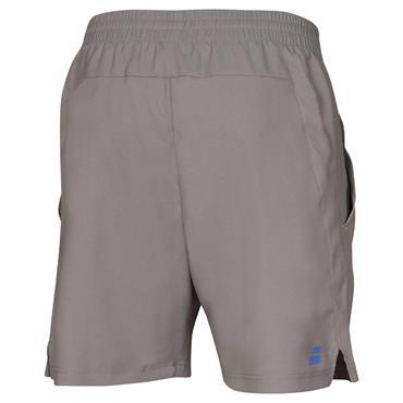 Babolat Junior Boys Tennis Shorts Grey