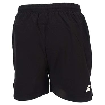 Babolat Junior Boys Tennis Shorts Black