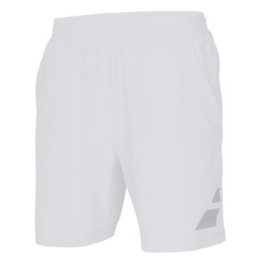 Babolat Junior Boys Tennis Shorts White