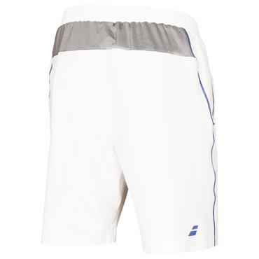 Babolat Junior - Boys Performance XLong Shorts White