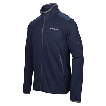Babolat Junior - Boys Performance Jacket Blue