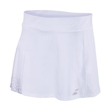 """Babolat Junior - Girls Performance Skirt 13"""" White"""