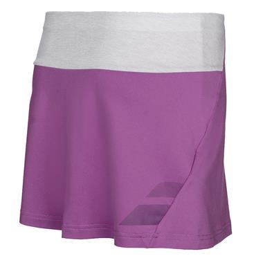 Babolat Ladies Performance Tennis Skirt Plum