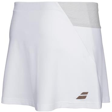 Babolat Ladies Performance Tennis Skirt White