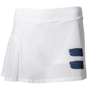 "Babolat Ladies Performance Tennis Skirt 13"" White"
