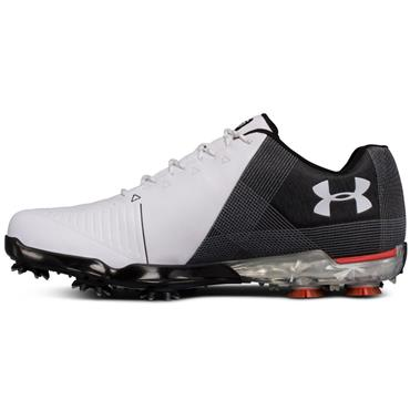 Under Armour Gents Spieth 2 Golf Shoes White