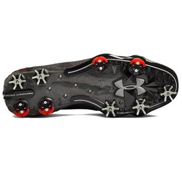 Under Armour Gents Spieth 2 Mid GT Golf Shoes Black (001)