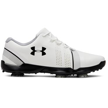 Under Armour Spieth 3 Junior Golf Shoes White