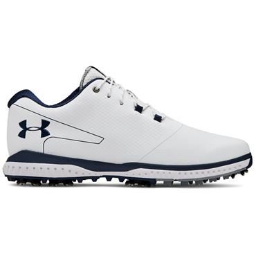Under Armour Gents Fade RST 2E Golf Shoes White