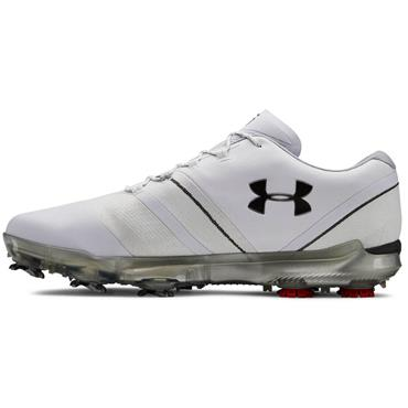 Under Armour Gents Spieth 3 GTX Golf Shoes White