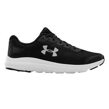 Under Armour Gents Surge 2 Running Shoes Black 001