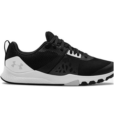 Under Armour Ladies TriBase Edge Trainers Black 001