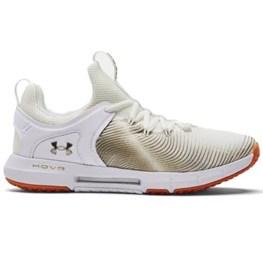 Under Armour Ladies HOVR Rise 2 Running Shoes White