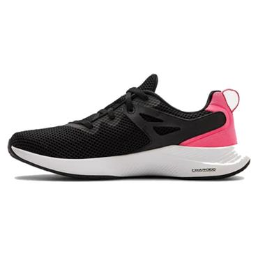 Under Armour Ladies Breathe TR 2 Running Shoes Black