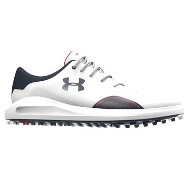 Under Armour Junior - Boys Draw Sport SL Shoes White - Academy 102