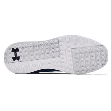 Under Armour Ladies Charged Breathe Spikeless TE Shoes Navy