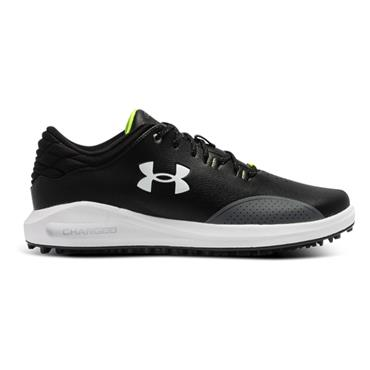 Under Armour Gents Draw Sport Spikeless Shoes Black
