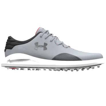 Under Armour Gents Draw Sport Spikeless Shoes Grey